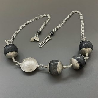 1823_IMG_0268_sterling_silver_pendant_necklace_cloudy_quartz_kathleen_barris_jewelry