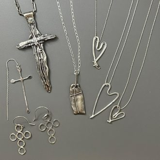 Crosses and Hearts